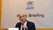UN official welcomes Rohingya relocation plan