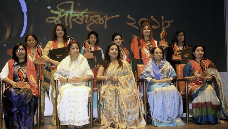 Ten women get Anannya Shirshodosh awards