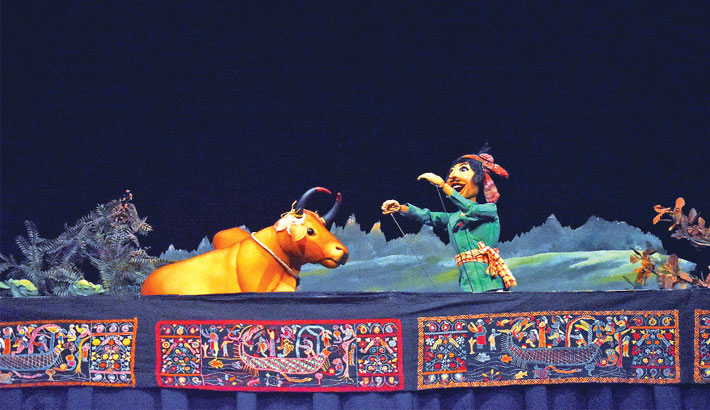 National Puppet Theatre Festival at BSA