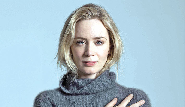 Emily Blunt in talks to join Annapurna's Not Fade Away