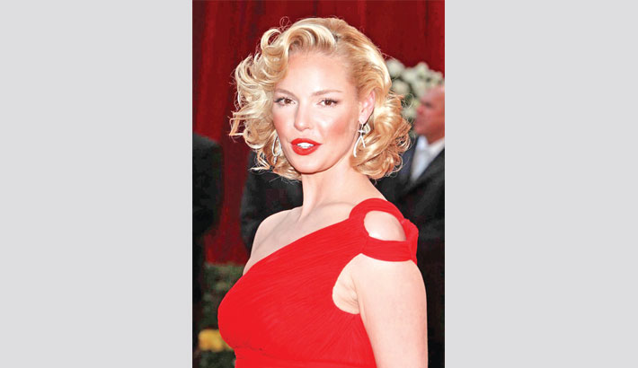 Heigl to star in sitcom pilot Our House