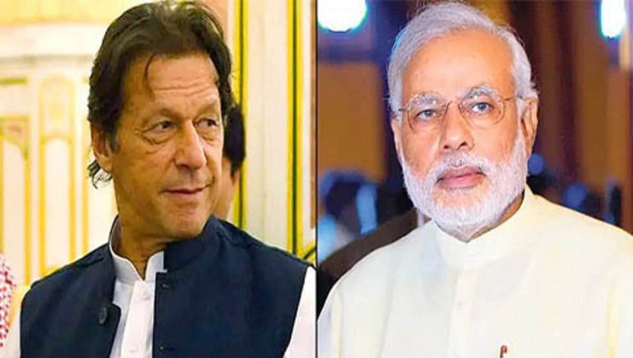 Indian PM Modi greets Pakistani PM Imran Khan on Pakistan National Day