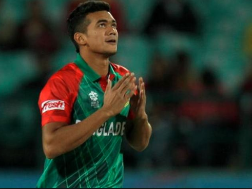 Taskin hopeful of playing next World Cup