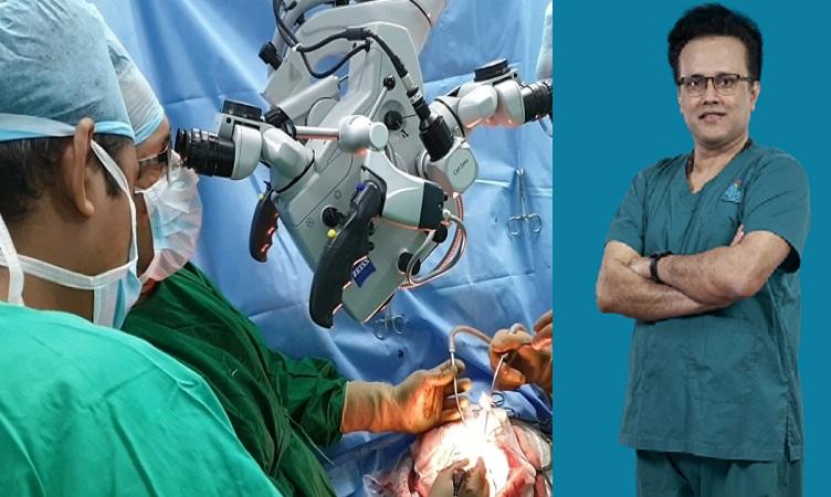 First ever awake craniotomy for brain tumor in Bangladesh