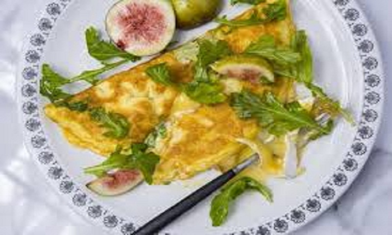 Say no to cheese omelettes for healthier heart