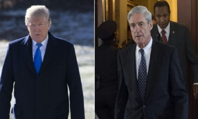 Trump-Russia: Special counsel Robert Mueller delivers report