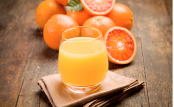 Drink orange juice daily for healthy heart