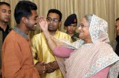 Proposal to make Hasina lifetime DUCSU member