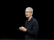 Apple's CEO says he's bullish on global economy