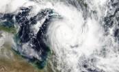 Twin cyclones batter Australia