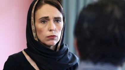 Taslima Nasreen criticise NZ PM Ardern for wearing hijab