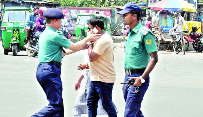 Police graft main obstacle