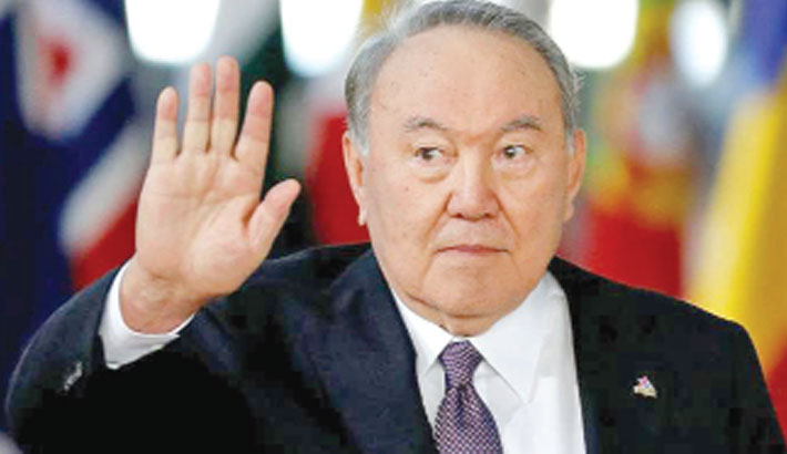 Kazakhstan renames capital Nur-Sultan after ex-president