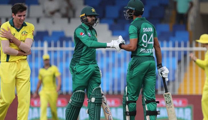 Hasnain debuts as Pakistan bat in 2nd ODI against Australia