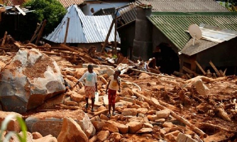 Cyclone Idai: Death toll rises to 715 in Southern Africa
