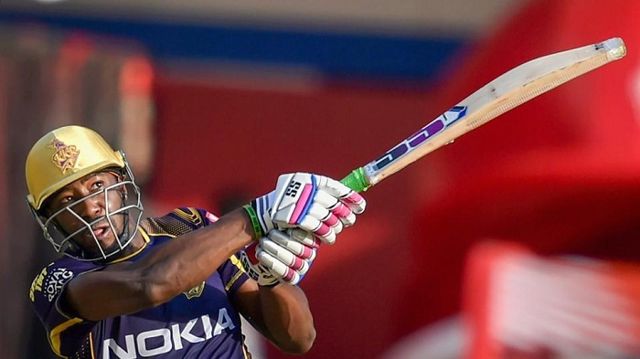 Russell storms KKR to thrilling win