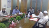 First meeting of BDU finance committee held