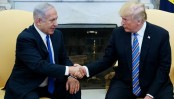 Israel says Trump to recognise Golan as its territory Monday