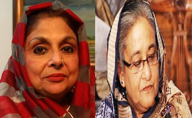 PM mourns death of singer Shahnaz Rahmatullah