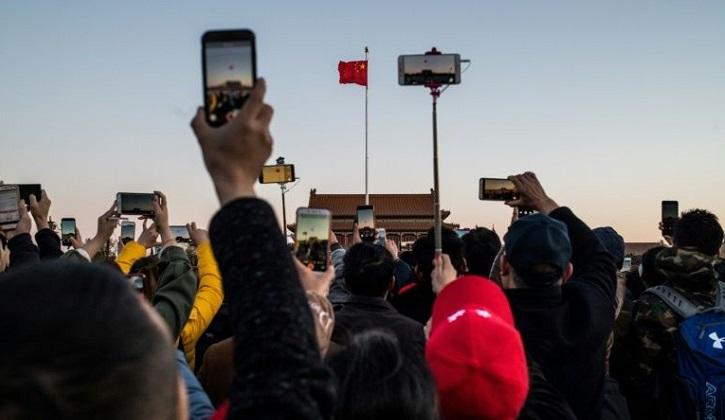 China pursuing 'new world media order' to suppress criticism: watchdog
