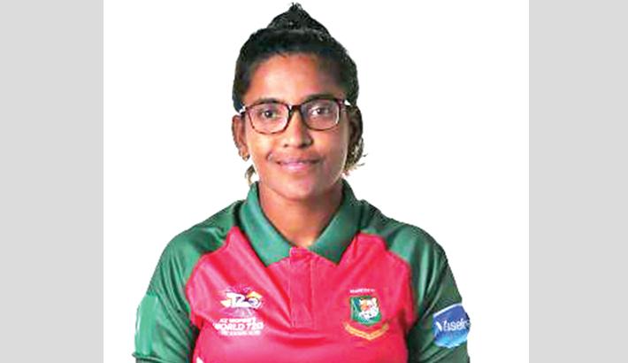 Rumana named in ICC T20I XI