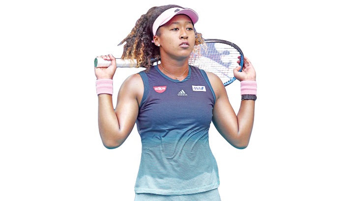 Osaka toppled by Hsieh in Miami Open