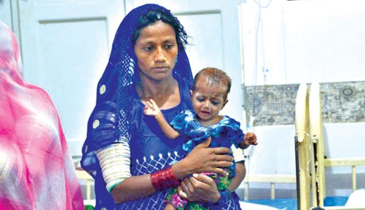 Millions malnourished in Pakistan despite plenty of food