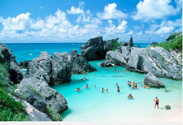 Bermuda - the beautiful island!