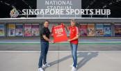 Bayern Munich sign partnership with Singapore Sports Council