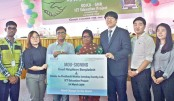 GNB hands over ICT project