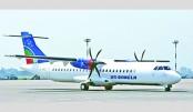 US-Bangla adds new ATR  72-600 to fleet