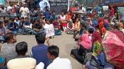 6 SAU female students fall unconscious protesting Wasim's death