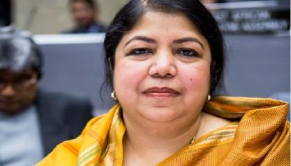 Speaker off to New Delhi to attend IMF workshop