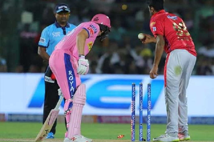 'Disgraceful and low' - Ashwin faces backlash over Mankad run-out