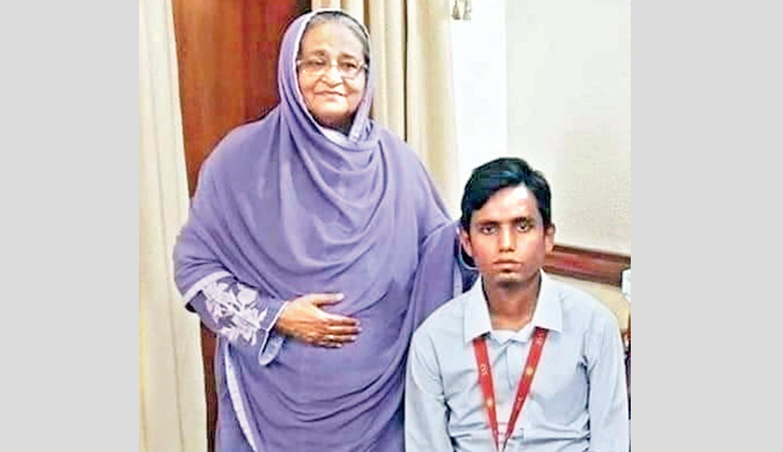 "Sheikh Hasina: The ""Mother-like"" Apa"