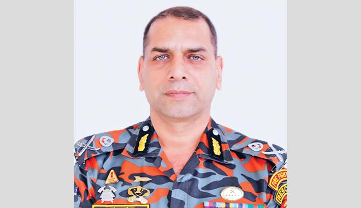 New FSCD  DG Sazzad  takes office