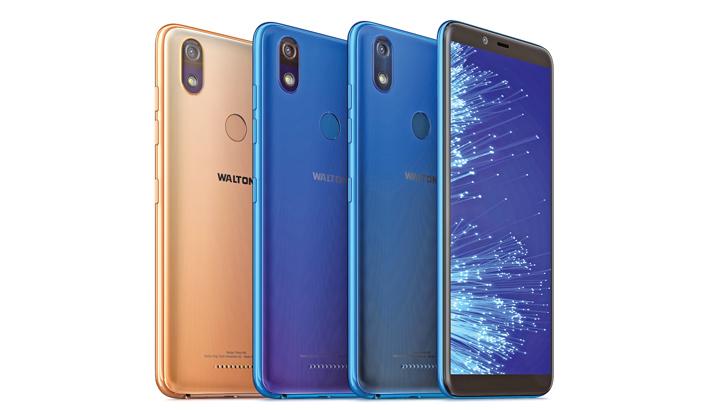 Walton releases 4G  handset  Primo H8