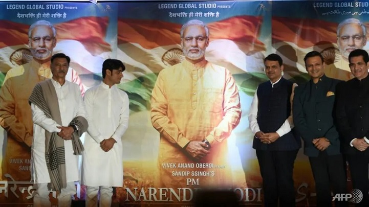 India opposition urges delay to Modi biopic as election looms