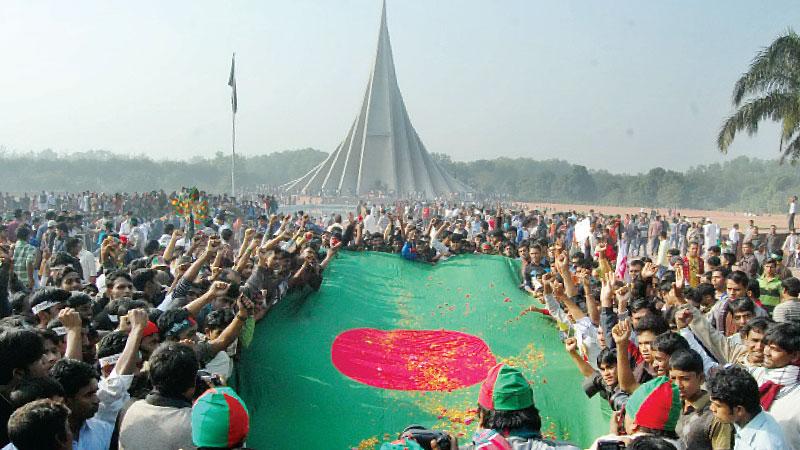 Washington, DC declares March 26 'Bangladesh Day'