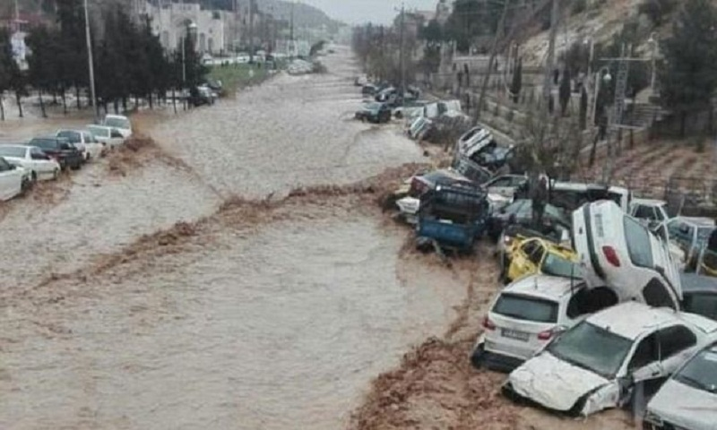 Flash floods kill at least 19 in southern Iran
