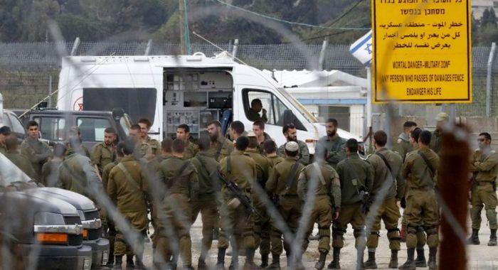Saudi Arabia condemns US Golan move