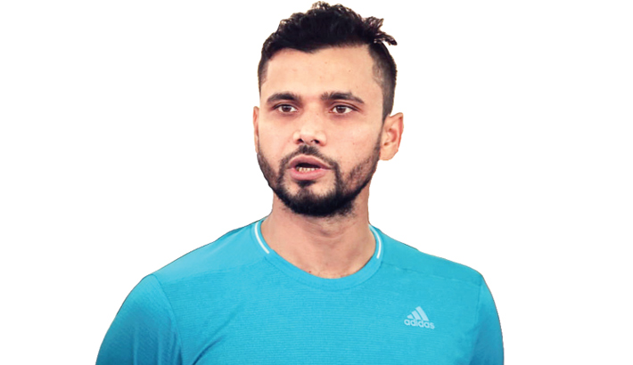 Mashrafe backs Litton over Anamul for WC