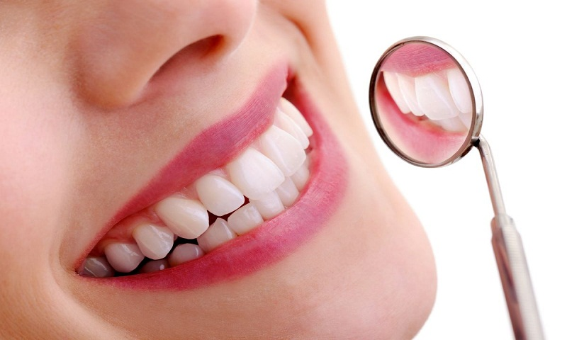 Balanced diet is essential for a beautiful smile and good oral health
