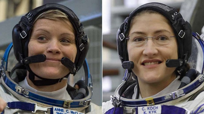 Spacesuit shortage leads NASA to cancels its first all-female spacewalk