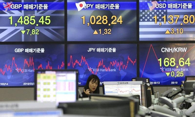 Asian stocks rise as US, China resume trade talks