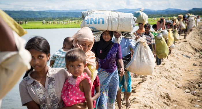 Bangladesh wants UK's leading role in UN to end Rohingya crisis