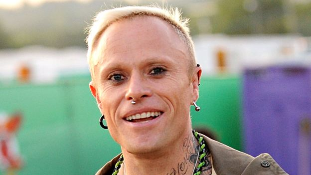 Keith Flint funeral: Prodigy fans line the streets