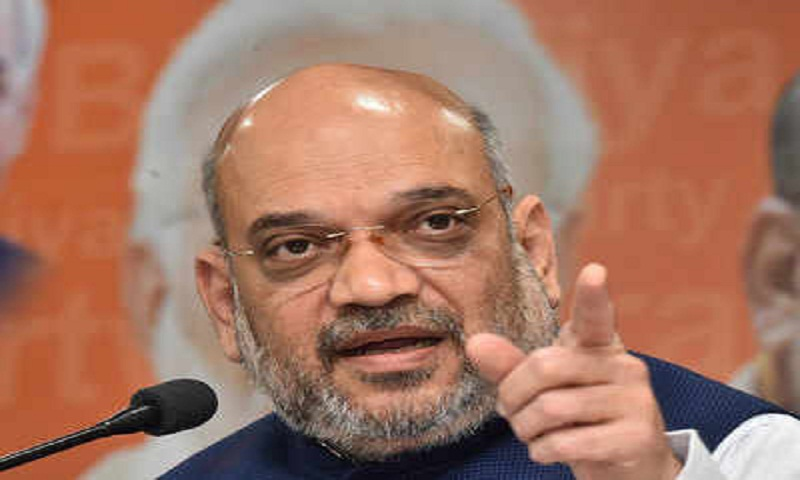 Amit Shah to file nomination for Lok Sabha polls today