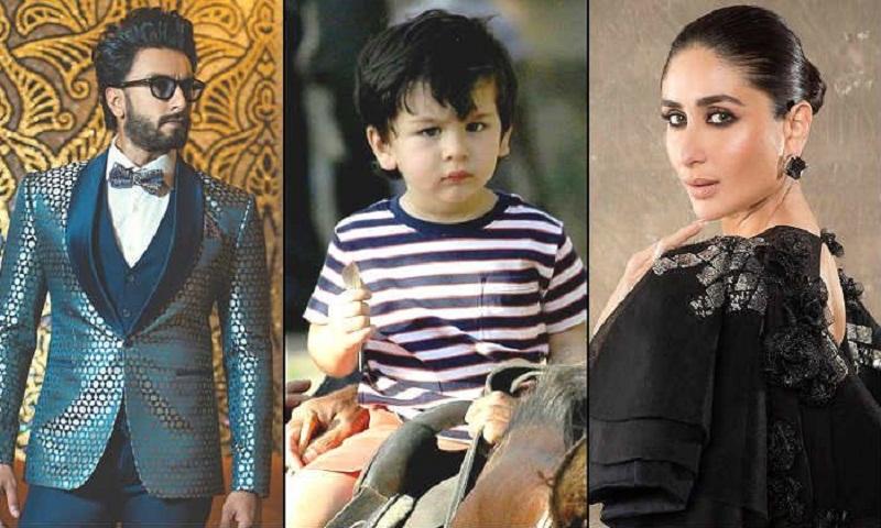Kareena Kapoor says her son Taimur is more stylish than Ranveer Singh