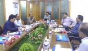 First syndicate meeting of BDU held